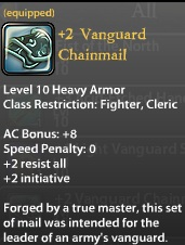 2 Vanguard Chainmail