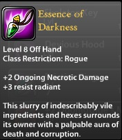 Essence of Darkness
