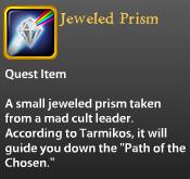 Jeweled Prism