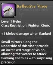 Reflective Visor