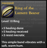 Ring of the Lantern Bearer