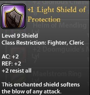 1 Light Shield of Protection