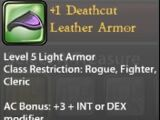 +1 Deathcut Leather Armor