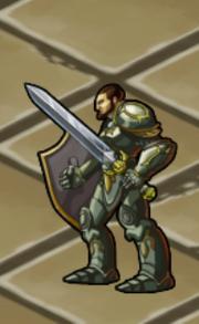 Lieutenant Gadain