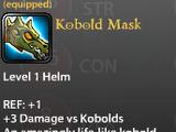 Kobold Mask