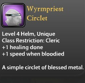 Wyrmpriest Circlet