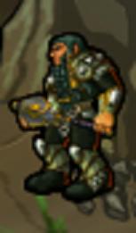 Dwarf Sentry