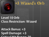 +3 Wizard's Orb