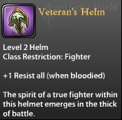 Veteran's Helm