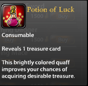 Potion of Luck