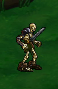 Animated Mercenary