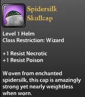 Spidersilk Skullcap