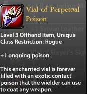Vial of Perpetual Poison
