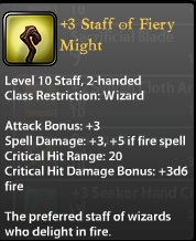 3 Staff of Fiery Might