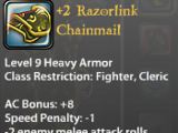 +2 Razorlink Chainmail
