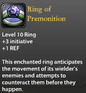 Ring of Premonition