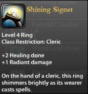 Shining Signet