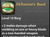 Alchemist's Band