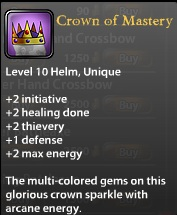 Crown of Mastery