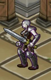 Shadar-Kai Chainfighter