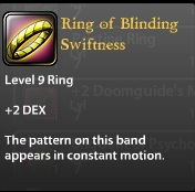 Ring of Blinding Swiftness