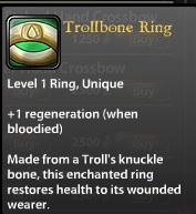 Trollbone Ring