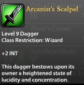 Arcanist's Scalpel
