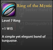 Ring of the Mystic
