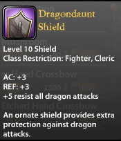 Dragondaunt Shield