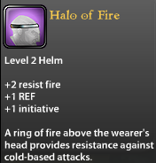 Halo of Fire