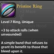 Pristine Ring