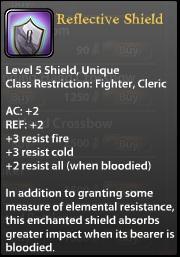 Reflective Shield
