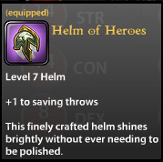 Helm of Heroes