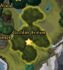 Board Goblin Forest