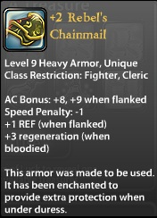 2 Rebel's Chainmail