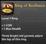 Ring of Resilience