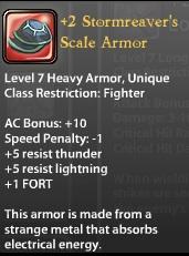 2 Stormreaver's Scale Armor