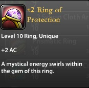 2 Ring of Protection