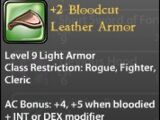 +2 Bloodcut Leather Armor