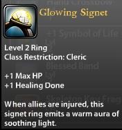 Glowing Signet