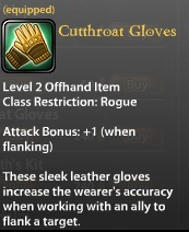 Cutthroat Gloves