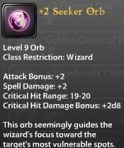 2 Seeker Orb