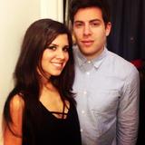 Hoodie & Taryn, January 1, 2014