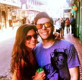 Hoodie & Taryn, April 2, 2013