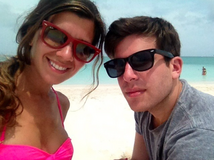 Hoodie & Taryn, August 9, 2014