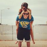 Hoodie & Taryn, June 5, 2014