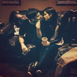 Hoodie & Taryn, November 12, 2013