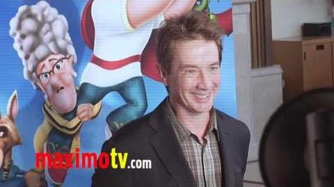 "MARTIN SHORT at ""Hoodwinked Too! Hood VS Evil"" Premiere"