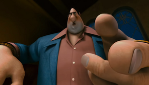 The Giant from Hoodwinked