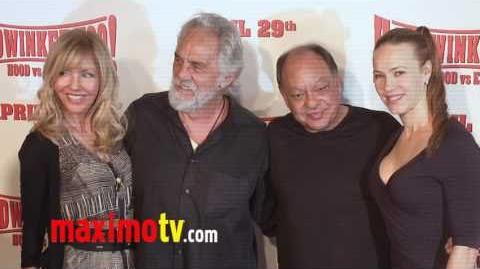 "CHEECH & CHONG at ""Hoodwinked Too! Hood VS Evil"" Premiere"